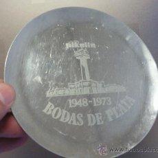Coleccionismo: RECUERDO CONMEMORATIVO BODAS DE PLATA PIKOLIN 1948 - 1973. Lote 26390442