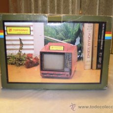 Coleccionismo: MINI TV & AM/FM RADIO. Lote 25358408