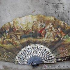 Coleccionismo: ABANICO CUADRO. Lote 25779627