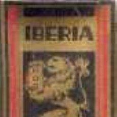 Coleccionismo: HOJAS DE AFEITAR. IBERIA . Lote 25877927