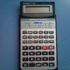Coleccionismo: CALCULADORA CIENTIFICA ANTIGUA CASIO FX-350H. Lote 25941454