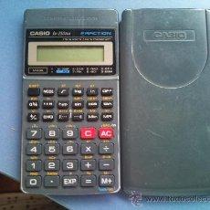 Coleccionismo: CALCULADORA CIENTIFICA ANTIGUA CASIO FX-250HA. Lote 25941525