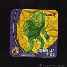 Coleccionismo: IMÁN DRAGONBALL Z - SEMILLAS -. Lote 26981627