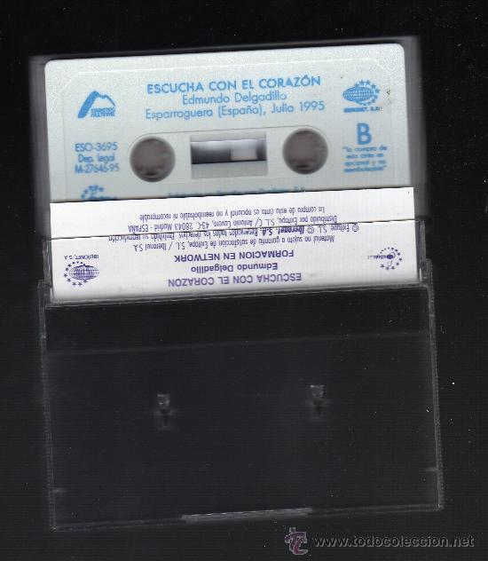 Coleccionismo: CINTA CASSETTE CONFERENCIA MARKETING MULTINIVEL · Escucha con el corazón - Foto 3 - 27214430