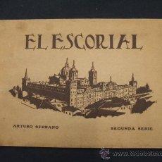 Coleccionismo: EL ESCORIAL - SEGUNDA SERIE - ARTURO SERRANO - . Lote 27312560
