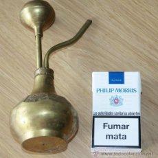 Coleccionismo: PIPA DE BRONCE. Lote 27800671