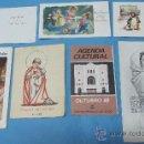 Coleccionismo: ANTIGUAS FELICITACIONES PORTUGUESAS-AS EPISTOLAS DE S.PEDRO-CRUZADA EUCARISTICA. Lote 28073419