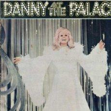 Coleccionismo: PROGRAMA ESPECTÁCULO TRANSFORMISMO DRAG QUEEN DANNY LA RUE AT THE PALACE (LONDON, 1972). Lote 28340973