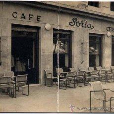 Coleccionismo: 3 FOTOGRAFÍAS DEL CAFÉ SORIA EN MADRID. Lote 28529816
