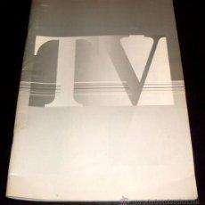 Coleccionismo: MANUAL DE TV SIN MARCA - 11 IDIOMAS . Lote 28691224