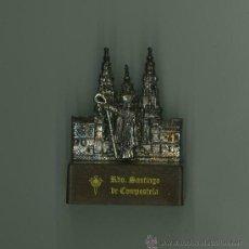 Coleccionismo: RECUERDO SANTIAGO DE COMPOSTELA.. Lote 28760121