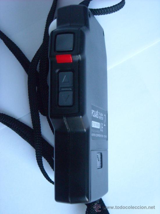 Coleccionismo: Fotometro digital Polaris Flash meter 2 funda origen, instrucciones - Foto 3 - 29163335