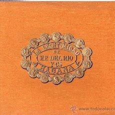 Coleccionismo: HABILITACIÓN, BOFETÓN, LA LEGITIMIDAD DE F.P. DEL RÍO, LA HABANA. Lote 29446652