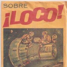 Coleccionismo: SOBRE LOCO SORPRESA SIN ABRIR. Lote 160056556