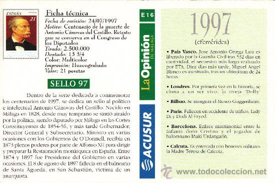 Coleccionismo: FACSIMIL. POSTAL MALAGA. LA CALETA. LA OPINION. - Foto 2 - 30667884