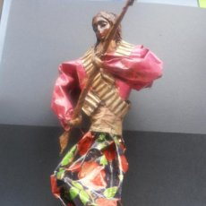 Coleccionismo: BONITA FIGURA DE PAPEL CARTON . Lote 30898901