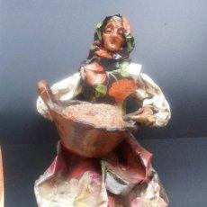 Coleccionismo: BONITA FIGURA DE PAPEL CARTON . Lote 30899016