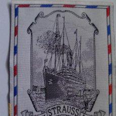 Coleccionismo: EMBLEMA LEVI STRAUSS & CO.BORDADO - PARCHE. Lote 31010471