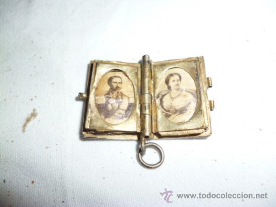 PORTAFOTOS MINIATURA (Coleccionismo - Varios)