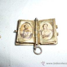 Coleccionismo: PORTAFOTOS MINIATURA. Lote 31889680