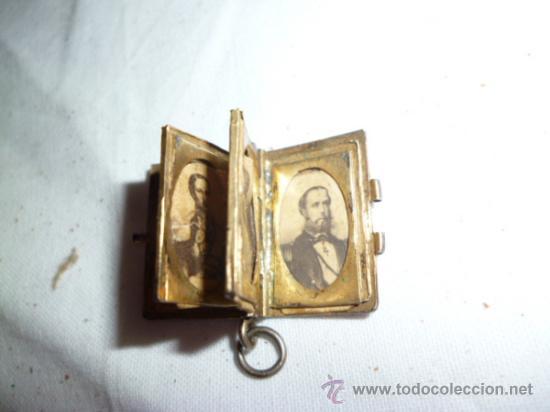 Coleccionismo: PORTAFOTOS MINIATURA - Foto 4 - 31889680