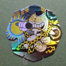 Coleccionismo: TAZO Nº 4 SUPER TAZO FLASH – ROCK & CHESTER. Lote 31933449