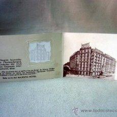 Coleccionismo: TARJETA PUBLICITARIA, MAGESTIC HOTEL, BARCELONA, 1971. Lote 31941932