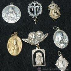 Coleccionismo: LOTE DE MEDALLITAS. Lote 31977355