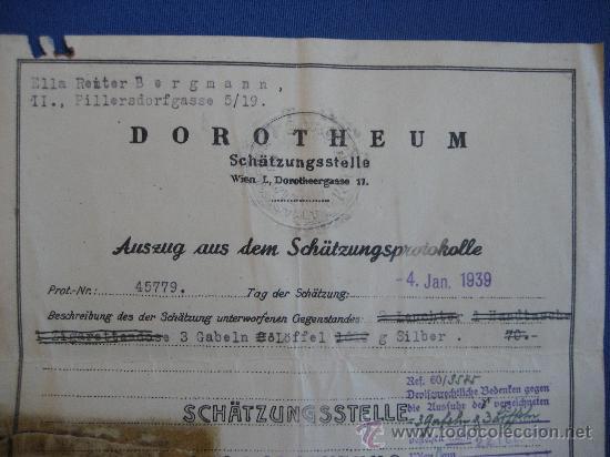 Coleccionismo: DOCUMENTO ORIGINAL ALEMANIA WW2 100 %100 AUTÉNTICO NSDAP - Foto 3 - 32237678