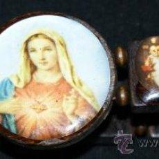 Coleccionismo: PULSERA RELIGIOSA. Lote 32776504