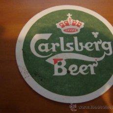 Coleccionismo - posavasos posavaso, algunos de cerveza, hoteles, publicitarios, tiendas, cafe-bar crlsberg beer - 32825152