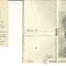Coleccionismo: NOVENARIO VIRGEN DEL PRADO TALAVERA DE LA REINA 1949. Lote 33003995