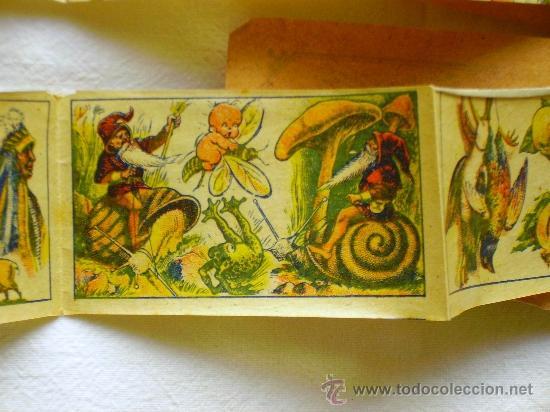 Coleccionismo: LOTE TRES TIRAS CALCOMANÍAS FANTASÍA - PRINCIPIOS S. XX - - Foto 4 - 33403447