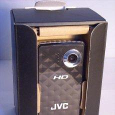 Coleccionismo: CAMARA DE VIDEO JVC PICSIO GC-FM1 FULL HD 8MP DIS HDMI. Lote 35384716