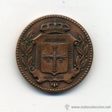 Coleccionismo: AVILES -MEDALLA DE LA SOCIEDAD NUMISMATICA AVILESINA 1980. Lote 34033115