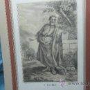 Coleccionismo: ANTIGUA LITOGRAFIA SAN MATIAS S MATHIAS DIPLIA COSTALITH. Lote 34188885