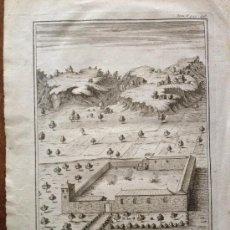 Coleccionismo: LITOGRAFIA CASSINE DE LA BOULINE. Lote 34267691