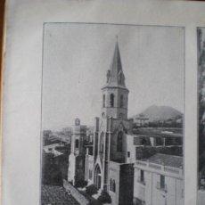 Coleccionismo: MONCADA - BARCELONA - RECORTE DE PRENSA . Lote 34268088
