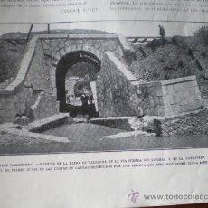 Coleccionismo: CASTELLDEFELS - BARCELONA - RECORTE DE PRENSA. Lote 34282002