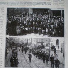 Coleccionismo: ZARAGOZA - RECORTE DE PRENSA. Lote 34283199