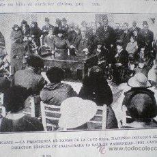 Coleccionismo: ALICANTE - RECORTE DE PRENSA . Lote 34299075