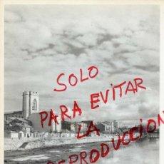 Coleccionismo: PALENCIA 1965 IGLESIA SAN MIGUEL HOJA LIBRO. Lote 34902494