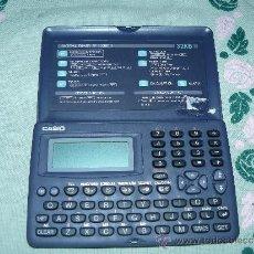 Coleccionismo: CASIO DIGITAL DIARY SF - 3300 ER 32 KB. Lote 35190575