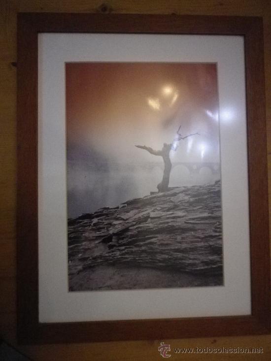 cuadro 60 x 40 marco madera con fotografía - Comprar en ...