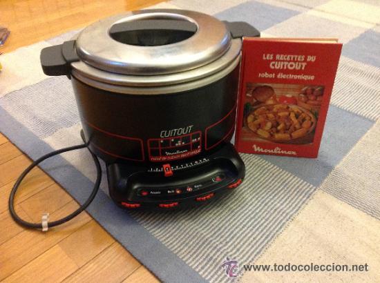 Aparato De Moulinex Cuitout Robot De Cocina Ele Sold Through