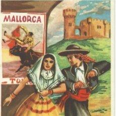 Coleccionismo: BOLERO MALLORQUIN. Lote 36128769