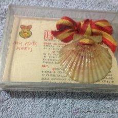 Coleccionismo: CONCHA DEL PEREGRINO CAMINO DE SANTIAGO. Lote 36449756
