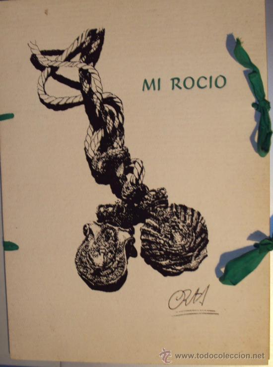 Carpeta con 16 laminas de dibujos del rocio ide comprar for Enmarcar fotos online