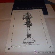 Coleccionismo: LAMINA ORIHUELA.LAMINA PLAZA NUEVA. Lote 36912100
