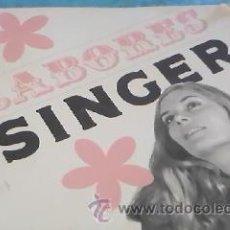 Coleccionismo: LABORES SINGER , 12 FOTOGRAFÍAS PATRONES PARA BORDAR.. Lote 36993646